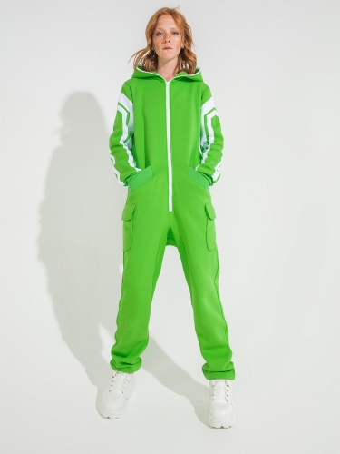 Women's jumpsuit GREEN