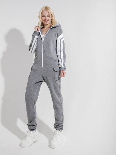 Women's jumpsuit SASHA GRAY