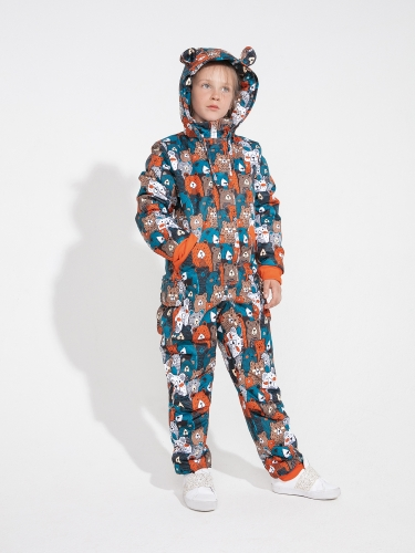Snowsuit SHISHA (WITH EARS)