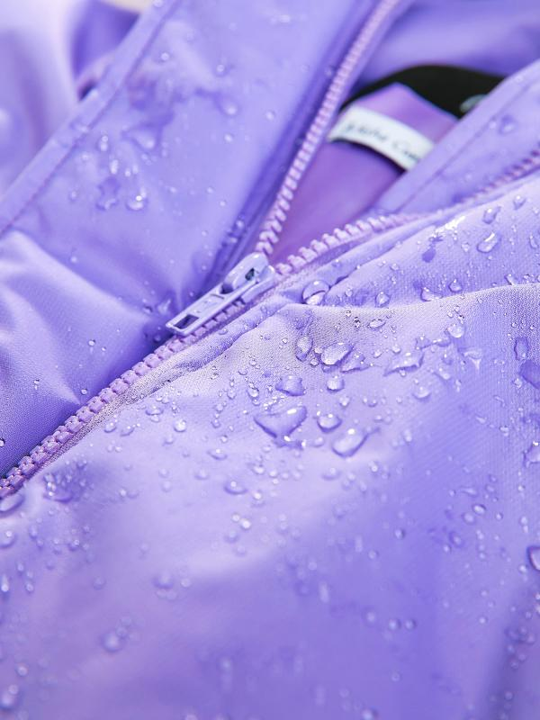 "Overall ""Lavender"""