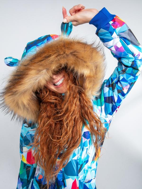 Комбинезон женский Arctic Triangles