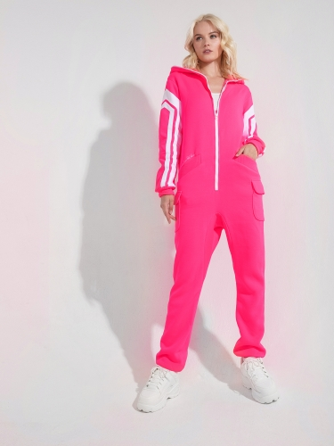 Women's jumpsuit NEON DEMON