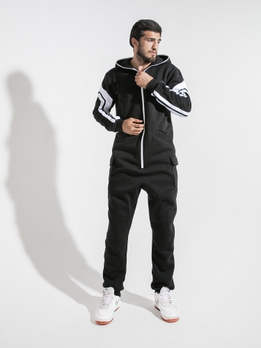 Men's Jumpsuit BLACK LORD