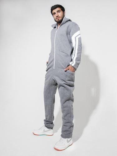 MEN'S Jumpsuit SASHA GRAY